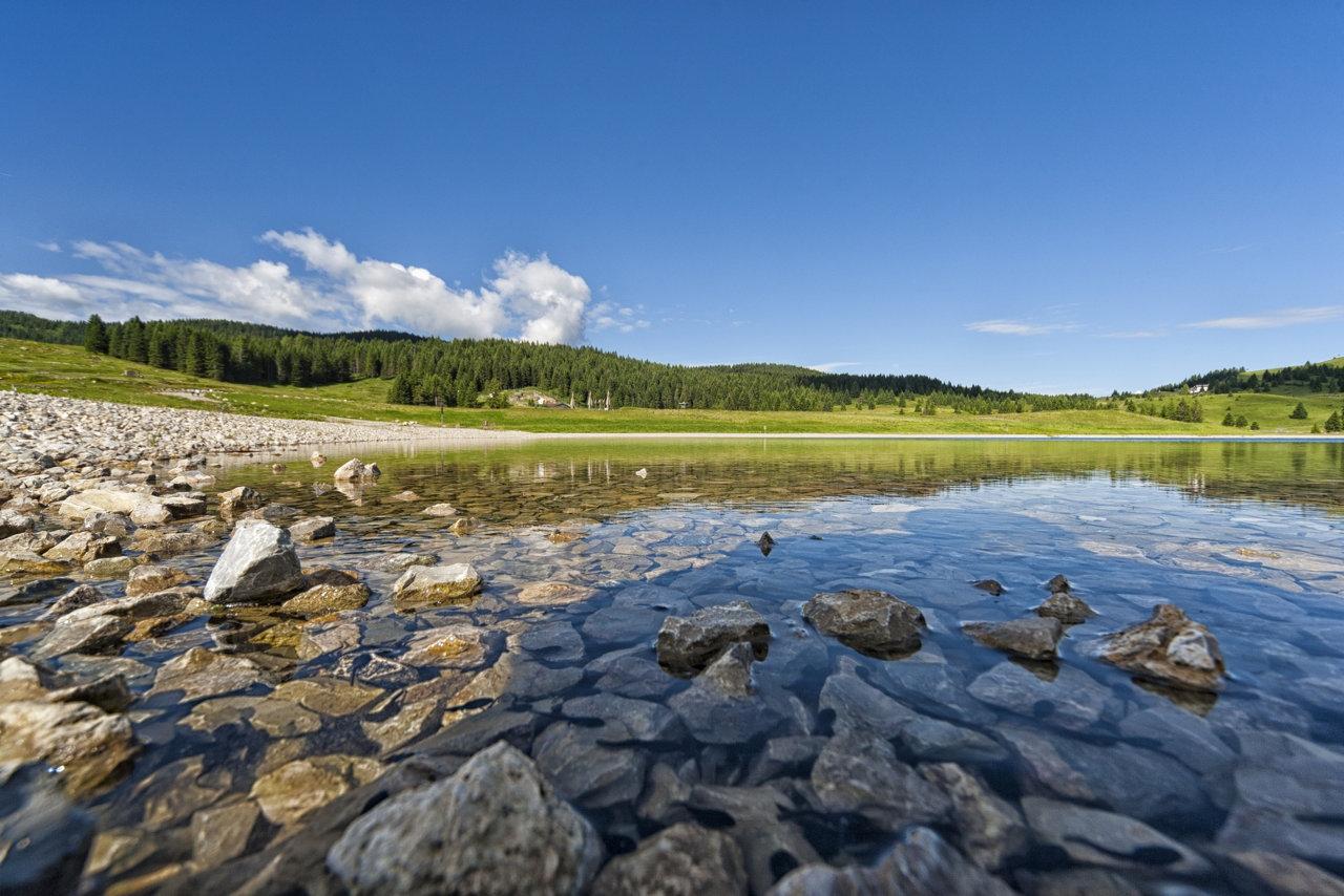 Lago-di-Passo-Coe-Folgaria
